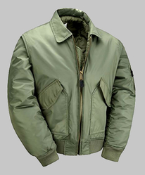 30797f5401e Nomex III versions of the U.S. Air Force   USN current issue CWU-45 P cold  weather flight jacket and CWU-36 P summer type MIL-J-83388C Features