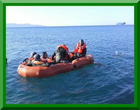 4-6 Man Life Raft